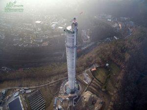 برج تست آسانسور