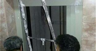 حادثه | استفاده از آسانسور در حال نصب در مجتمع مسکونی حادثه آفرید