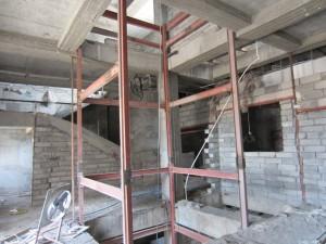 آهنکشی آسانسور