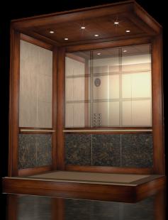 کابین آسانسور مدل 700