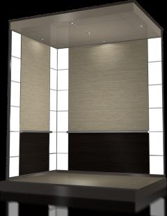 کابین آسانسور مدل 800