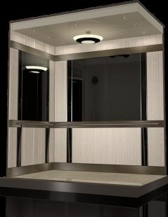 کابین آسانسور مدل 900