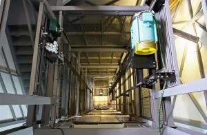 آموزش نصب آسانسور بدون موتورخانه