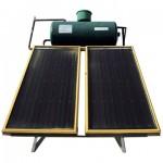 کلکتور آبگرمکن خورشیدی