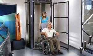 الزام برای نصب آسانسور