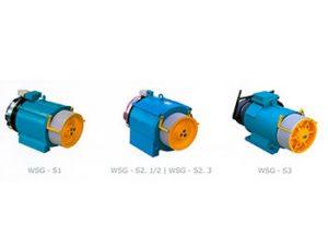 موتور گیرلس ویتور WSG - S